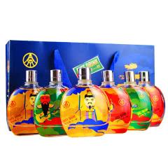 【礼品礼盒装】52°五粮液股份公司干一杯浓香型118ml(6瓶装)
