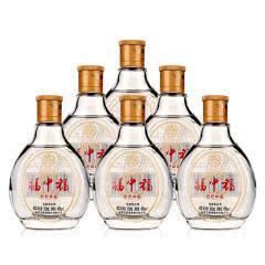 45°五粮液祝君祥福100ml(2012-2013年)(6瓶装)