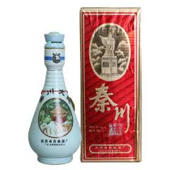 【老酒特卖】50°秦川大曲500ml(1995年—1999年)收藏老酒