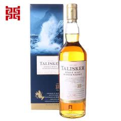 45.8°英国泰斯卡18年单一麦芽苏格兰威士忌