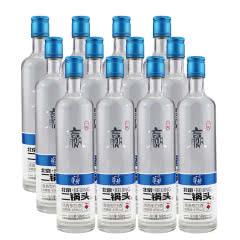 43°北京华都二锅头一起赢500ml(12瓶)