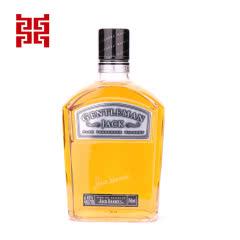 40°美国绅士杰克丹尼美国田纳西州威士忌750ml