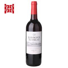 13.5°澳大利亚洛神山庄梅洛红葡萄酒750ml