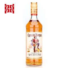 摩根船长 原创(金)朗姆酒700ml