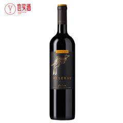黄尾袋鼠签名版珍藏西拉红葡萄酒750ml