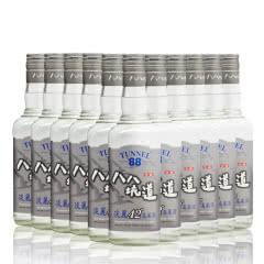 42°台湾八八坑道高粱酒纯粮食台湾白酒马祖淡丽600ml整箱(12瓶装)