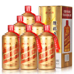 52°贵州茅台镇珍藏原浆500ml(6瓶)