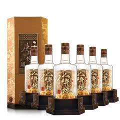 52°水井坊典藏大师版500ml(6瓶装)