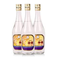 (2012年左右)60°杏花村汾酒出口汾酒玻汾500ml(3瓶装)