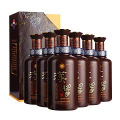 51°茅台汉酱酒500ml(6瓶装)