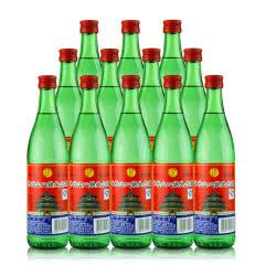 56°牛栏山二锅头(绿瓶)500ml(12瓶装)