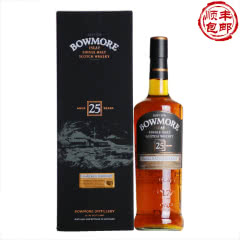 40°英国波摩25年单一麦芽威士忌酒700ml