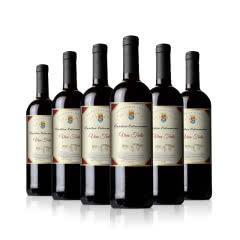 西班牙卡斯缇干红葡萄酒750ml(6瓶装)