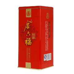 金六福  38°红标特曲500ml(2010年)