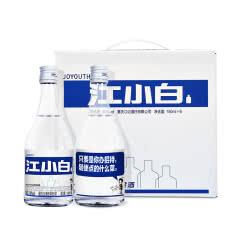 40°江小白青春版150ml(6瓶装)