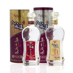 台湾八八坑道高粱酒马到成功组合装
