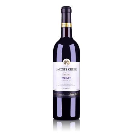 澳大利亚 杰卡斯经典系列梅洛干红葡萄酒750ml