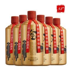 53°肆拾玖坊人在江湖土豪金500ml(6瓶装)
