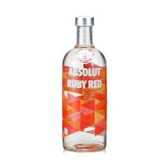 40°瑞典伏特加红石榴味洋酒750ml