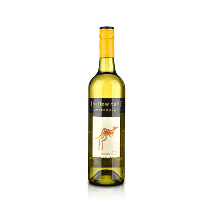 澳大利亚黄尾袋鼠霞多丽白葡萄酒750ml