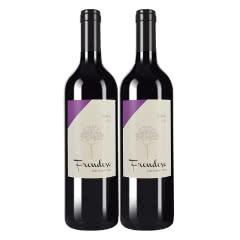 【买1支得2支】智利原瓶进口红酒弗朗西拉干红葡萄酒单支正品