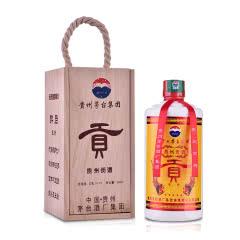 【老酒特卖】52° 茅台集团贵州贡酒500ml(2008-2009年)