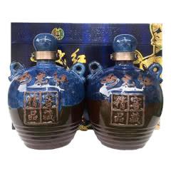 女儿红绍兴黄酒精品窖藏1.5L*2精品礼盒装