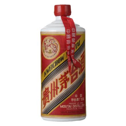【老酒收藏酒】53°贵州茅台酒(大飞天)540ml (80年代)