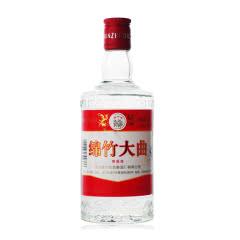 52度绵竹大曲高度浓香型白酒泡药酒500ml *1瓶