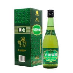 45°竹叶青酒475ml(2007年)