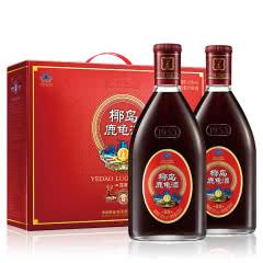 33°椰岛鹿龟酒500ml礼盒装(2瓶)