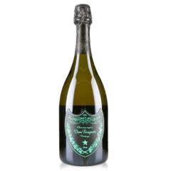 12.5°法国原瓶进口唐培里侬香槟香槟王荧光绿限量版750ml