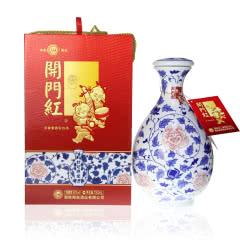 60°开门红湘泉白酒3斤装封坛原浆青花瓷白酒(2012年产年份酒)1500ml