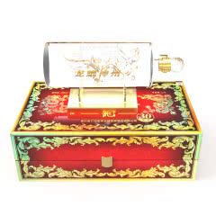 贵王府 茅台镇 52°龙耀神州精品礼盒 1.5L 单个礼盒(1500mlx1)