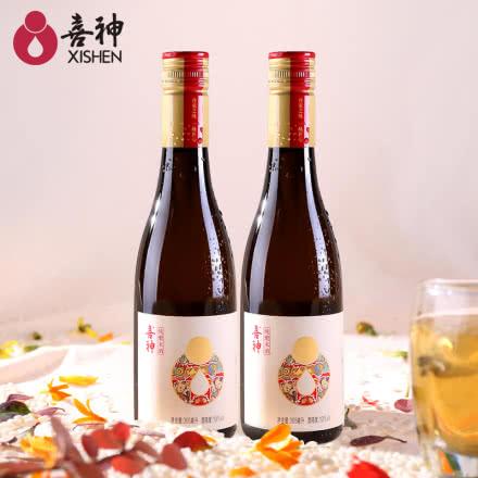 10°喜神纯酿米酒365ml(2瓶装)