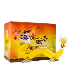 【扫码价888】山西汾酒杏花村产地 45度1000ml 龙腾盛世礼盒酒送礼酒