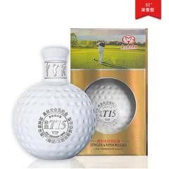 贵州茅台集团经典高尔夫酒52度500ml浓香型