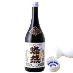 16°日本冈山县灿然 特别纯米清酒 720ml 洋酒特卖