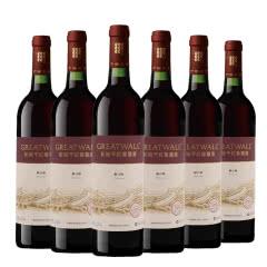 中粮长城干红葡萄酒钻石解百纳750ml(6瓶装)