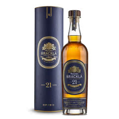 40°英国皇家布莱克21年单一麦芽威士忌700ml