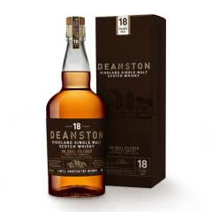 46.3°英国汀斯顿18年单一麦芽威士忌700ml