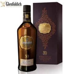 43°格兰菲迪30年单一纯麦威士忌700ml