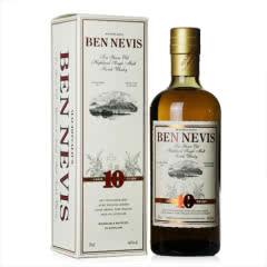 46°英国本尼维斯10年单一麦芽(余市瓶)700ml