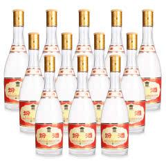 53°汾酒杏花村 玻汾酒 黄盖汾酒  475ml (12瓶装)