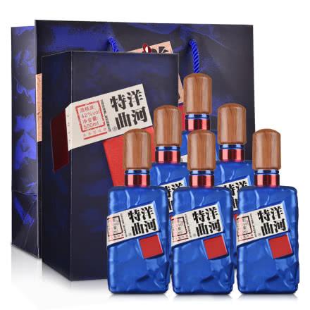 42°洋河特曲(珠光蓝)500ml(6瓶装)
