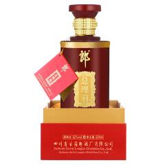 52° 郎酒 总理府嘉宾酒 浓香型礼盒白酒 500ml