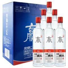 53°华都北京二锅头一起赢 500ml(6瓶装)