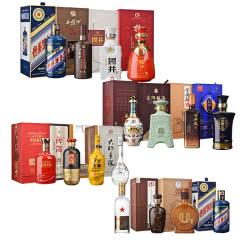 大师酒-中国首席白酒品酒师大师创意酒(16瓶套装)+包装盒(A+B)