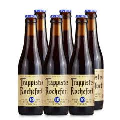 比利时进口修道院啤酒罗斯福10号精酿啤酒330ml(6瓶装)