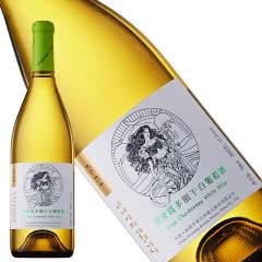 新疆有机红酒 和硕芳香庄园尕亚霞多丽干白葡萄酒 750ml